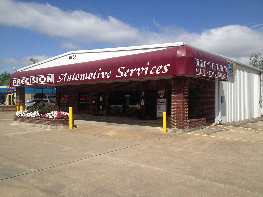 Auto AC Repair | Precision Automotive Services